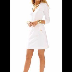 NWOT Lilly Pulitzer Charlena V-Neck Shift Dress XS